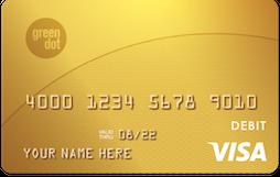 Green Dot Prepaid Visa