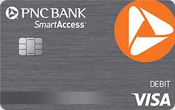 PNC SmartAccess Prepaid Visa
