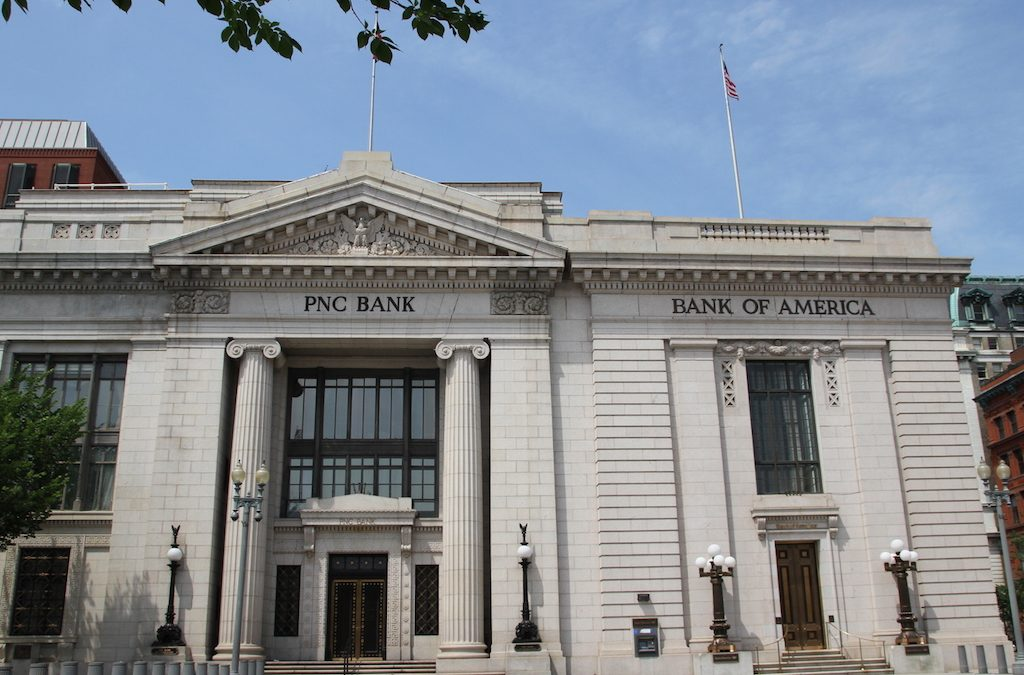BofA and PNC building