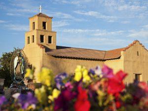 Santuario de Guadalupe, New Mexico